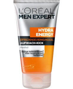 Sữa rửa mặt cho nam L'Oréal Men Expert Hydra Energy Wake-up Effect, 150 ml