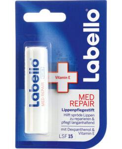 Son dưỡng Labello Med Repair chống nắng LSF 15, 4,8g