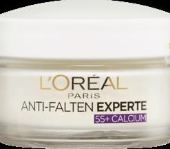 Kem dưỡng da Loreal Anti-Falten Experte 55+ giảm nếp nhăn tái tạo da, 50ml