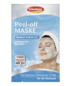 Mặt nạ Schaebens Peel-Off Maske tẩy da chết, 15ml