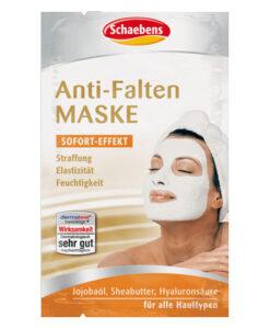 Mặt nạ Schaebens Anti-Falten Maske giảm nếp nhăn, 2x5ml