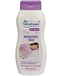 Sữa tắm bồn cho bà bầu babydream für Mama Wohlfühlbad, 500 ml