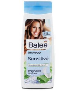 Dầu gội Balea Shampoo Sensitive cho da nhạy cảm, 300 ml