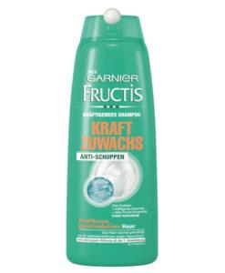 Dầu gội trị gàu Garnier Fructis Kraft Zuwachs Shampoo Anti Schuppen cho tóc yếu, 250 ml