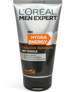 Sữa rửa mặt cho nam L'Oréal Men Expert Hydra Energy Extreme, 150 ml