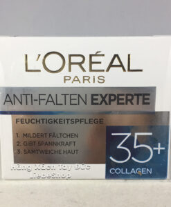 Kem dưỡng da L'Oréal Paris Anti-Falten Experte 35+ bổ sung collagen, 50ml