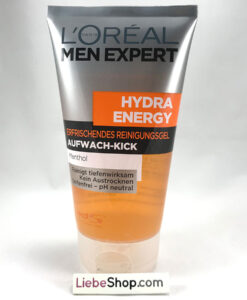Sữa rửa mặt cho nam Loreal Men Expert Hydra Energy Wake-up Effect, 150 ml