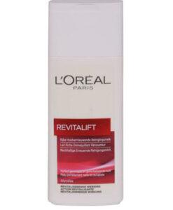 Sữa rửa mặt tẩy trang Loreal Revitalift Reichhaltige Reinigungsmilch làm căng da, 200ml