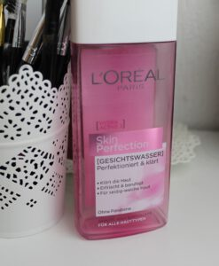 Nước hoa hồng Loreal Skin Perfection Gesichtswasser, 200ml