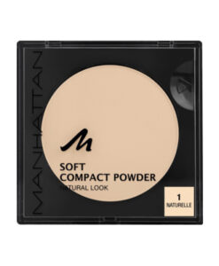Phấn phủ Manhattan Soft Compact Powder Naturelle 01, 9g