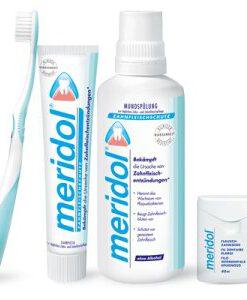 Sản phẩm chăm sóc răng miệng meridol