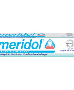 Kem đánh răng meridol trị viêm nướu lợi & chảy máu chân răng, 75g