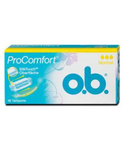 Băng vệ sinh Tampon o.b Pro Comfort Normal, 16 chiếc