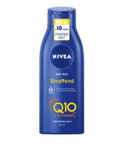 Sữa dưỡng thể NIVEA Q10 Plus Hautstraffende Body Milk cho da khô, 400ml