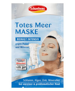 Mặt nạ Schaebens Totes Meer Maske trị mụn, 15ml