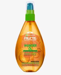 Dầu dưỡng tóc Garnier Fructis Wunder-Öl Hitzeschutz & Pflege, 150ml