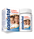 Viên ngậm Sanostol bổ sung Canxi và Multi-Vitamin, 75 viên