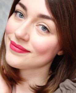 Son KIKO Velvet Passion Matte Lipstick 304 Warm Pink Review
