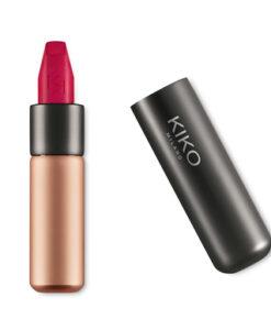 Son KIKO Velvet Passion Matte Lipstick 313 Sangria - Đỏ hồng