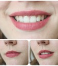 Son KIKO Velvet Passion Matte Lipstick 316 Vintage Rose Swatch