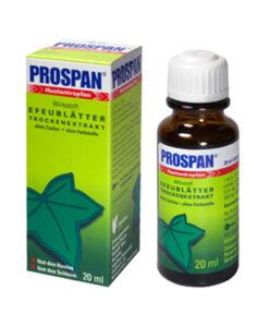 Tinh chất Prospan Hustentropfen trị ho, 20ml