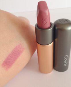 Son KIKO Velvet Passion Matte Lipstick 315 Mauve Review