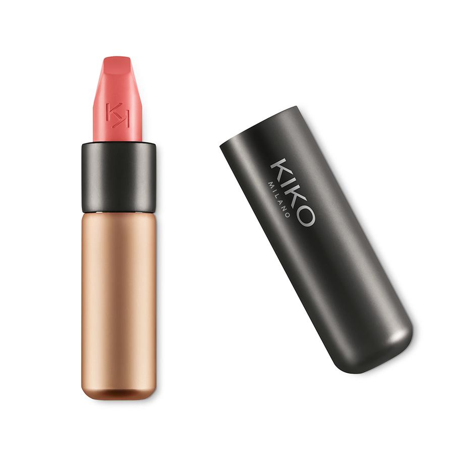 Kết quả hình ảnh cho Son KIKO Velvet Passion Matte Lipstick màu 303