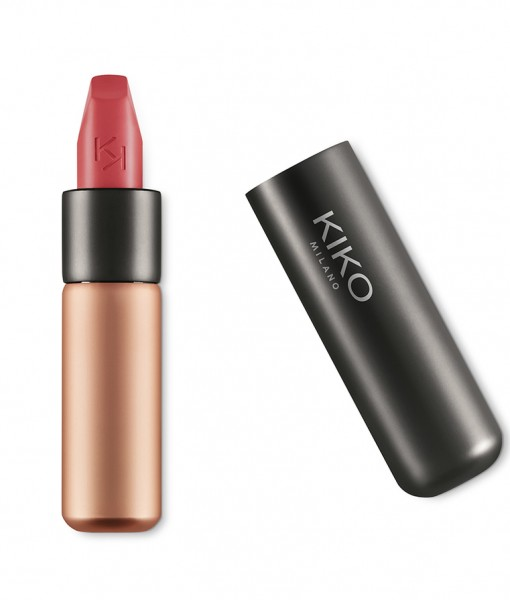 Son KIKO Velvet Passion Matte Lipstick 316 Vintage Rose – Hồng đất