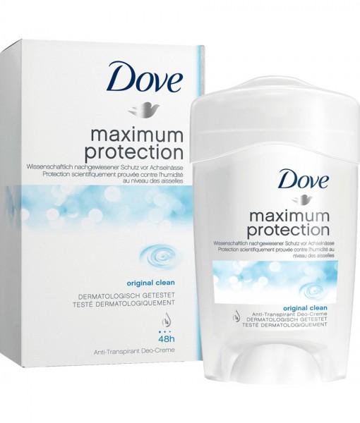 Sáp khử mùi Dove Maximum Protection, 45 ml