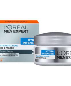 Kem dưỡng da L'Oréal Paris Men Expert Hydra Intensive dưỡng ẩm chuyên sâu, 50ml