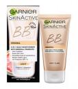 Kem nền Garnier BB Cream Der Klassiker 5 in 1 với Vitamin C và sắc tố khoáng - Hell (tone sáng), 50ml