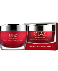 Kem dưỡng da Olaz Regenerist 3-Zonen Super Straffende Tagescreme ban ngày, 50 ml