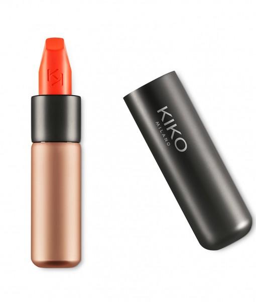 Son KIKO Velvet Passion Matte Lipstick 308 Papaya