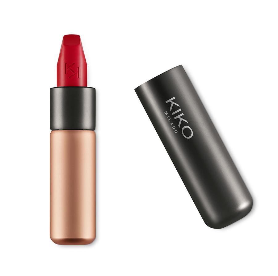 Kết quả hình ảnh cho Son KIKO Velvet Passion Matte Lipstick màu 312