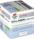 Collagen thủy phân Doppelherz system KOLLAGEN 11.000 PLUS, 30x25ml