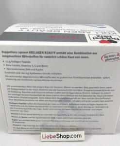 Collagen thủy phân Doppelherz system KOLLAGEN BEAUTY làm đẹp da, 30x25ml