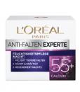 Kem dưỡng da Loreal Anti-Falten Experte 55+ Nachtcreme giảm nếp nhăn tái tạo da ban đêm, 50ml