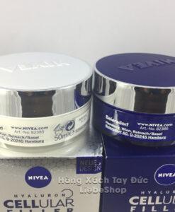 Kem dưỡng da chống lão hóa Nivea CELLular Filler
