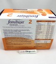 Vitamin tổng hợp cho bà bầu FEMIBION 2 – dùng trong 3 tháng (12 tuần)
