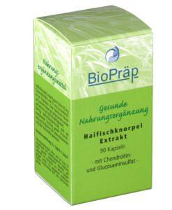Chiết xuất sụn cá mập Bioprap Haifischknorpel Extra Kapseln, 90 viên