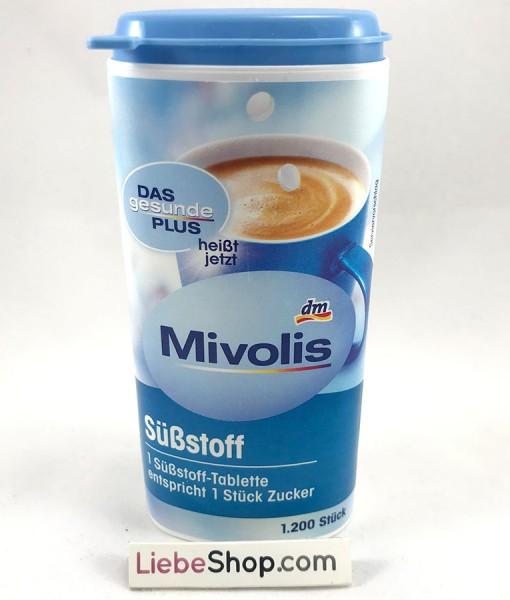 Đường ăn kiêng Mivolis Substoff, 1200 viên
