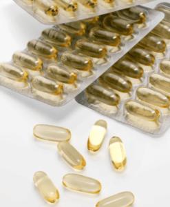 Viên uống Mivolis Sano Vitamin E 600, 42 viên