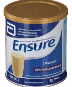 Sữa Bột Ensure Vanille Geschmack, 400g
