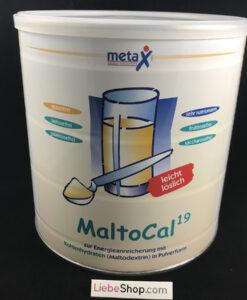 Bột dinh dưỡng Maltocal 19, 1000g