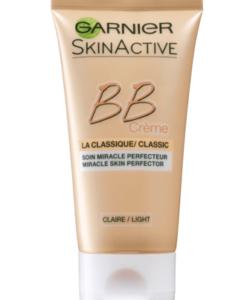 Kem nền Garnier BB Cream Der Klassiker All-in-1 với Vitamin C và sắc tố khoáng - Hell (tone sáng), 50ml
