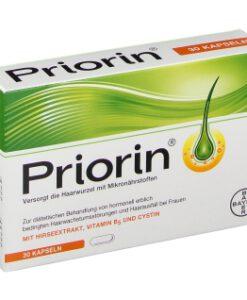 Thuốc mọc tóc Priorin, 30 viên