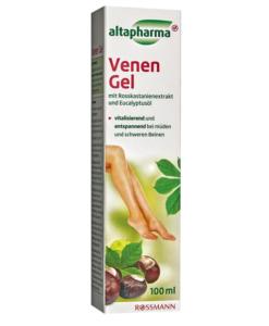 Gel bôi trị giãn tĩnh mạch altapharma Venen Gel, 100 ml