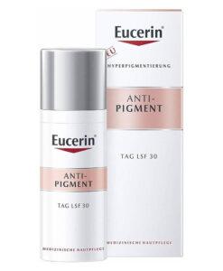 Kem dưỡng da Eucerin Anti-Pigment TAG LFS30 ban ngày - mờ thâm nám, sáng mịn da, 50ml