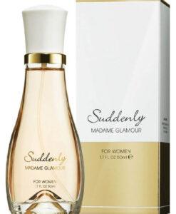 Nước hoa Suddenly Madam Glamour EDP For Women, 50 ml