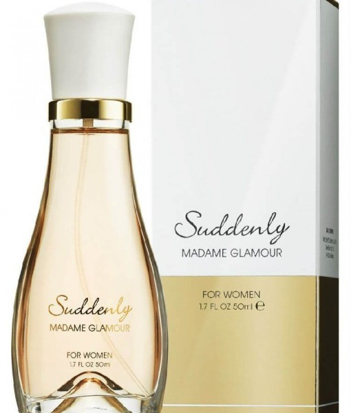 Nước hoa Suddenly Madam Glamour EDP For Women, 50 ml